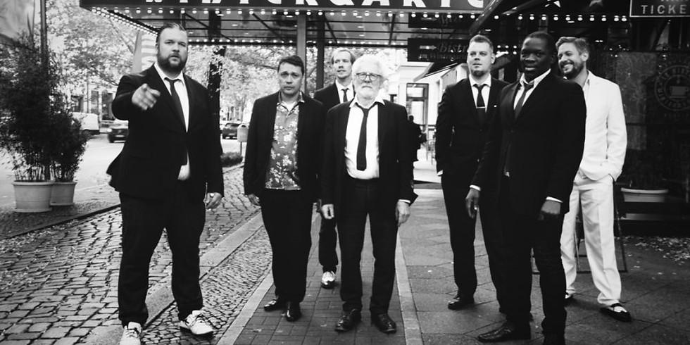 The Sazerac Swingers (Konzert)