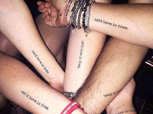 temp. tattoos