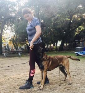 dog trainer newport beach