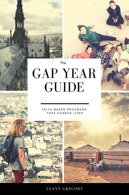 The Gap Year Guide