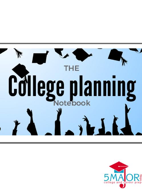 College Planning Notebook