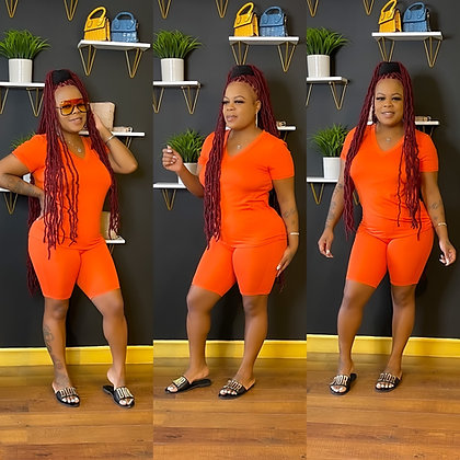 Basically Cute   Orange