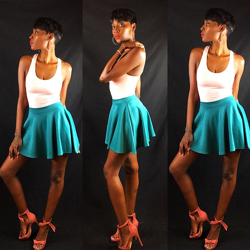 Jada Tennis Skirt