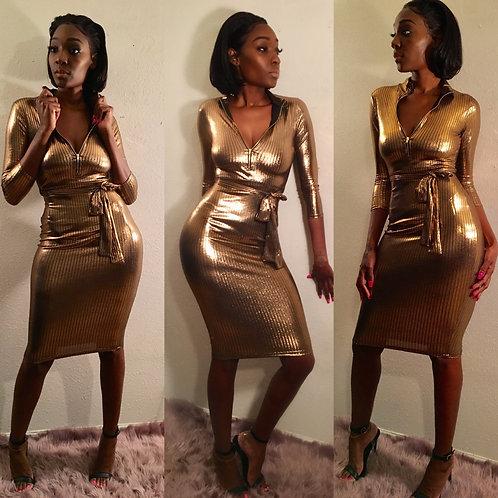 24k BARBIE Dress