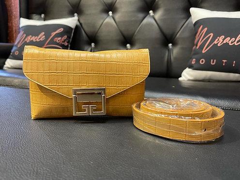 Couture Mini W/belt
