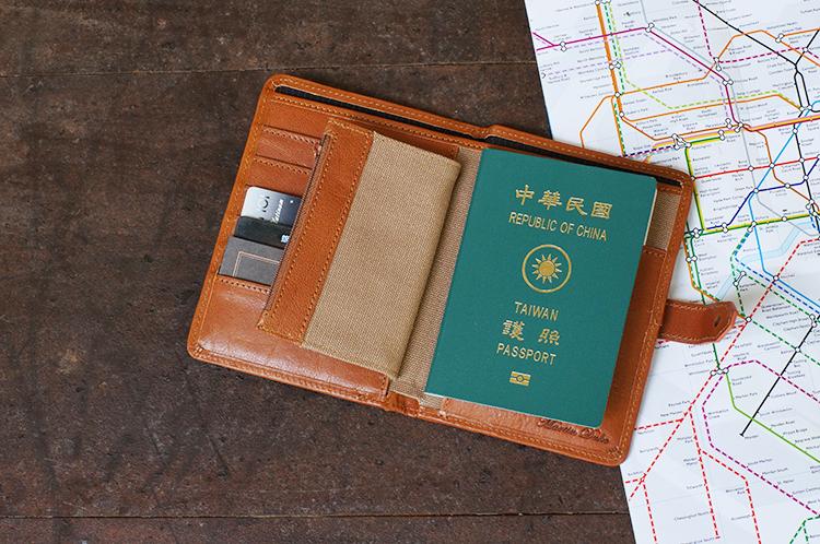 Passport Holder 護照夾
