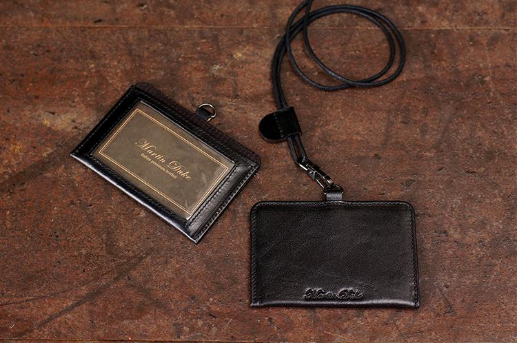 Leather Luggage Tag 真皮證件套(橫式)