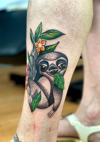 custom sloth