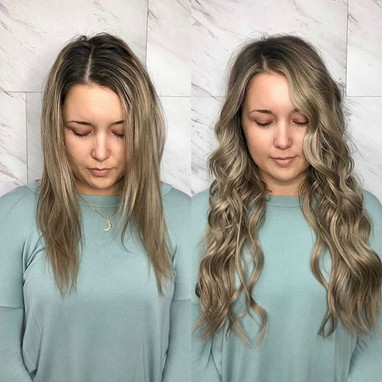 IN LOVE with Habit Hand Tied Extensions