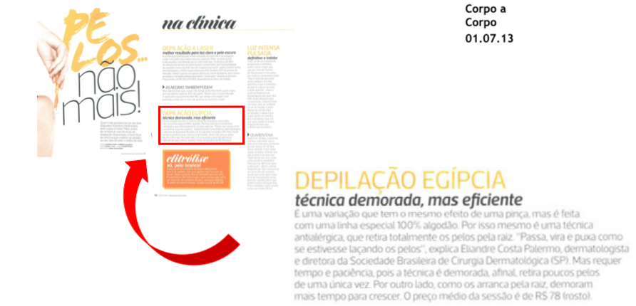 Eliandre Palermo Dermatologia