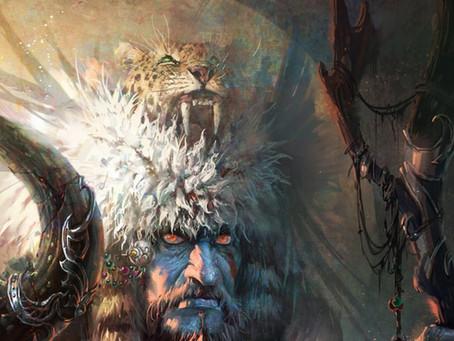 Silové předměty:  Jak jsem přišel k šamanské holi