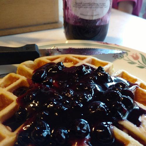 Blueberry Sauce-No Added Sugar