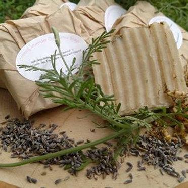 Lavendar-Chamomile Soap