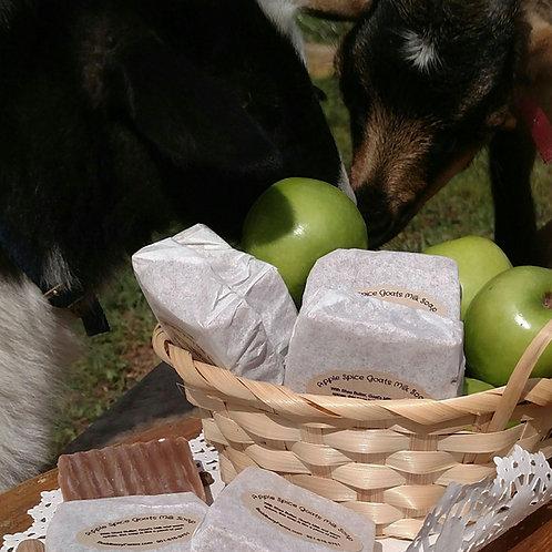 Apple Spice Goat's Milk Soap