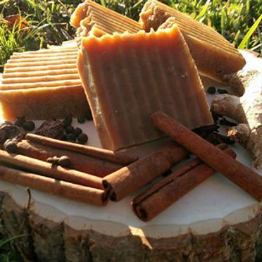 Gingerbread Goat's Milk Soap