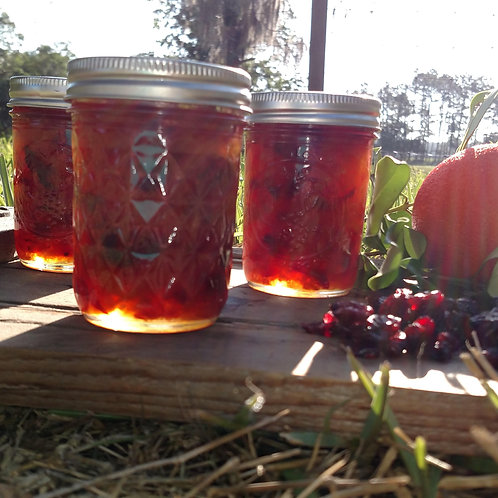 Cranberry-Orange Marmalade