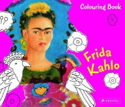 Coloring Book - Frida Kahlo
