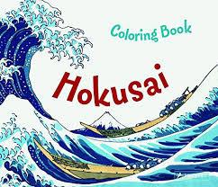 Coloring Book - Hokusai