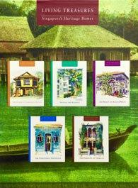 Living Treasures: Singapore's Heritage Homes Series (Box Set)