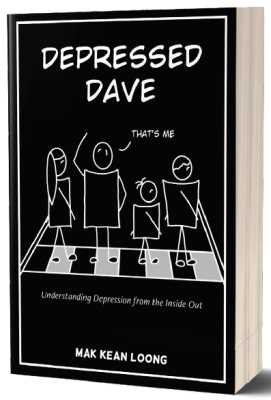 Depressed Dave: Understanding Depression from the Inside Out