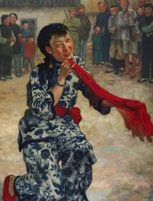 Xu Beihong In Nanyang