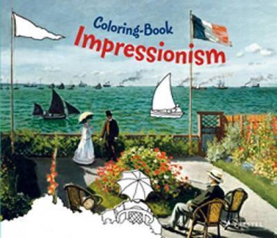 Coloring Book - Impressionism