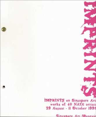 Imprints On Singapore Arts: Works Of 40 Nafa Artists