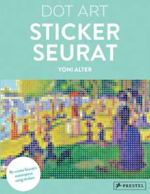 Dot Art: Sticker Seurat