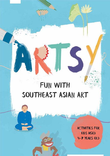 Artsy: Fun with Southeast Asian Art