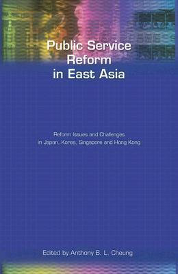 Public Service Reform in East Asia
