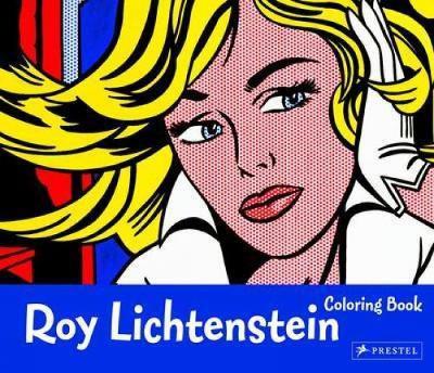 Coloring Book - Roy Lichtenstein