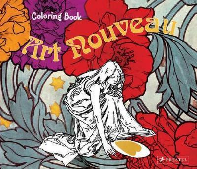 Coloring Book - Art Nouveau