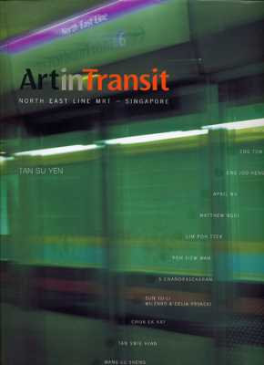 Art In Transit: North East Line MRT - Singapore