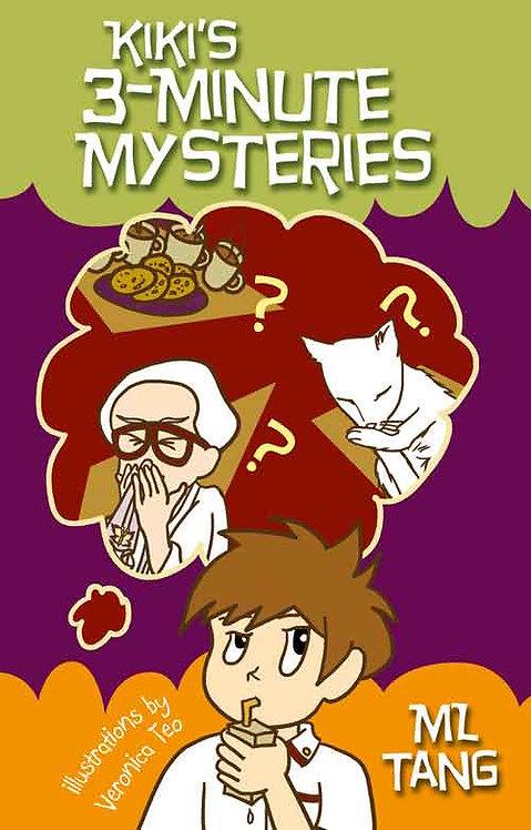 Kiki's 3-minute Mysteries
