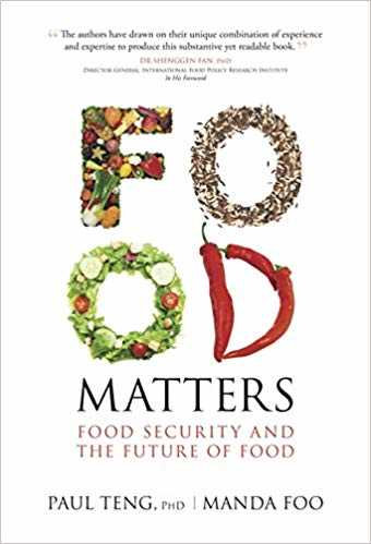 Food Matters: Food Security and the Future of Food