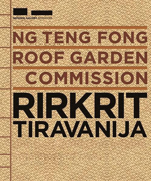 Ng Teng Fong Roof Garden Commission: Rirkrit Tiravanija