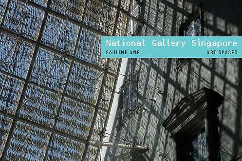 National Gallery Singapore: Art Spaces
