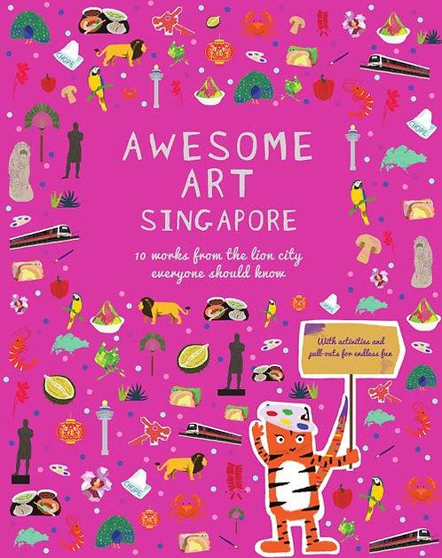 Awesome Art: Singapore