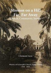 Mission on a Hill, Far, Far Away: Church, Community, Society