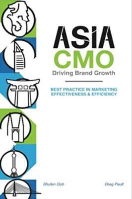 Asia CMO - Driving Brand Growth