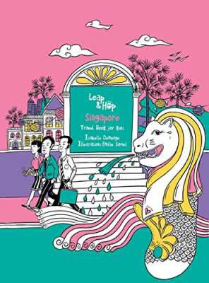 Leap & Hop: Singapore - Travel Book for Kids