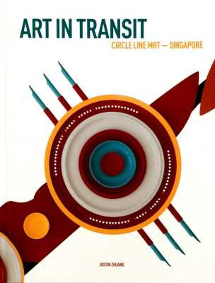Art In Transit: Circle Line Mrt - Singapore
