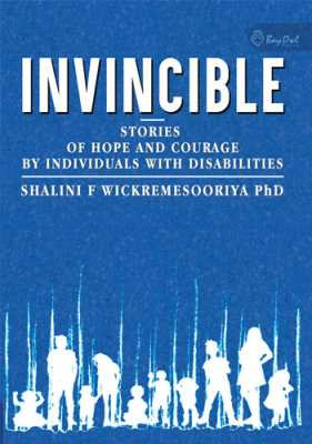 Invincible: Stories of Hope and Courage by Individuals with Disabilities