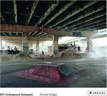 DIY/Underground Skateparks