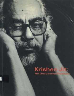 Krishen Jit: An Uncommon Position; Selected Writings