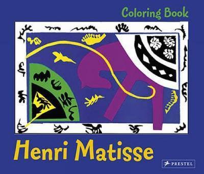Coloring Book - Henri Matisse