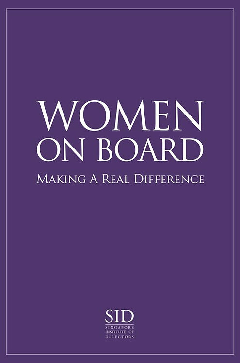Women on Board: Making a Real Difference