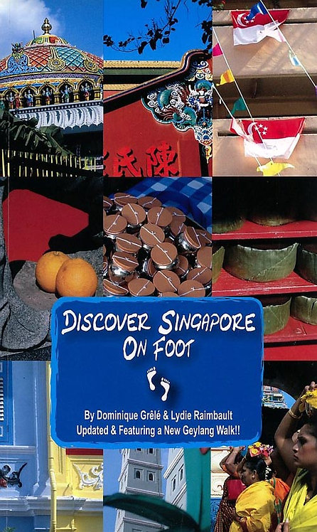 Discover Singapore on Foot