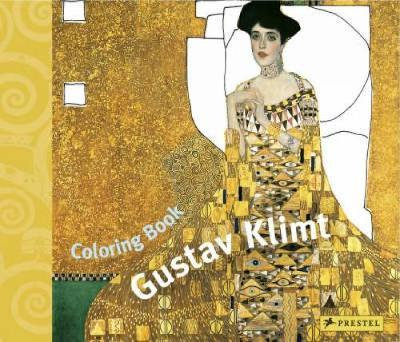 Coloring Book - Gustav Klimt