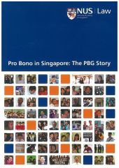 Pro Bono in Singapore: The PBG Story
